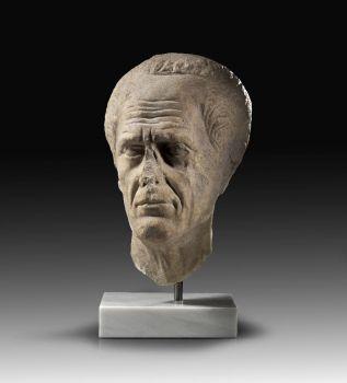 Buste de Cesar - Arles Jules_10