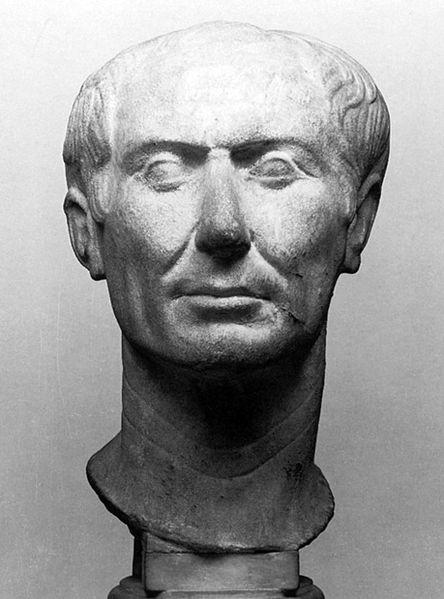 Buste de Cesar - Arles Tuscul11
