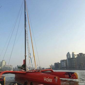 Vendredi 23 octobre : rendez-vous entre 15h30 et 16h30 au  Shanghai Bund yacht club T110