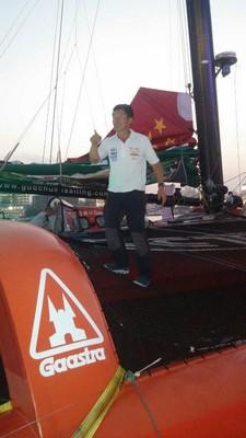 Vendredi 23 octobre : rendez-vous entre 15h30 et 16h30 au  Shanghai Bund yacht club T310