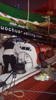 Vendredi 23 octobre : rendez-vous entre 15h30 et 16h30 au  Shanghai Bund yacht club T510