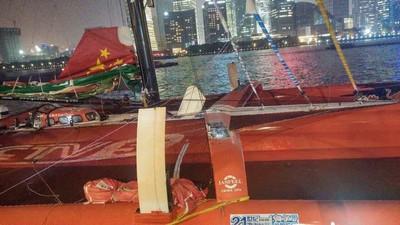 Vendredi 23 octobre : rendez-vous entre 15h30 et 16h30 au  Shanghai Bund yacht club T610