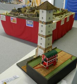 Exposition Modelisme Chateau La Valliere 5 et 6 septembre 2015 Londin10