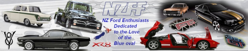 NZ Ford Forum