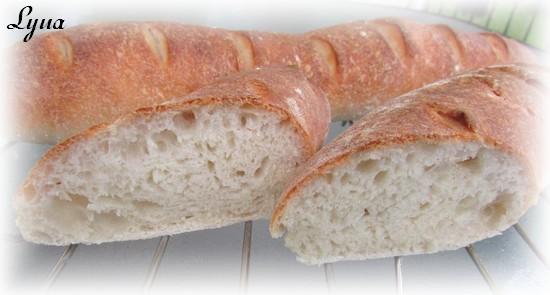 Baguettes artisanales (batteur sur socle) Baguet13