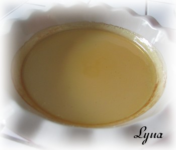 Crème caramel veloutée Cryme_12