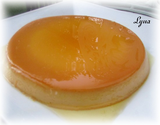 Crème caramel veloutée Cryme_14