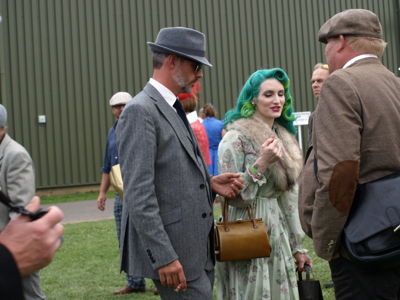 Goodwood Revival 2015 - Page 2 P9114915