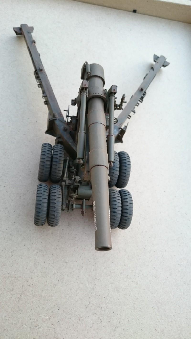 M115 1/35 AFV club C310