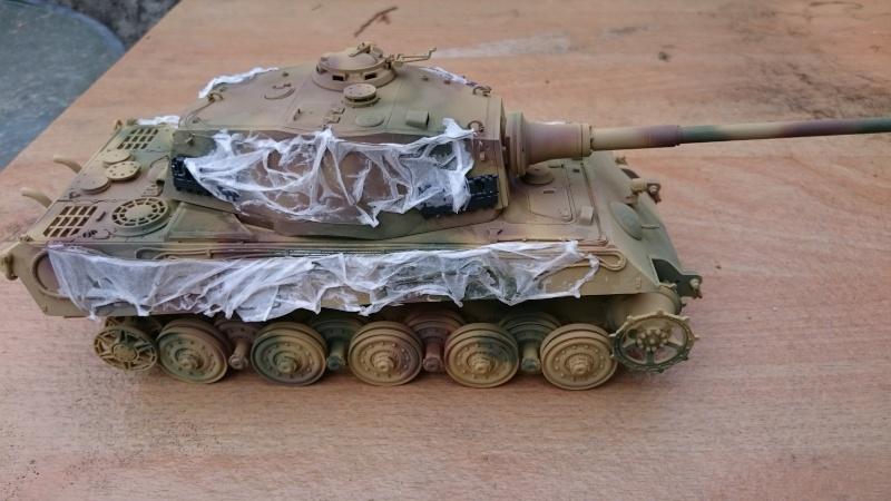 Tigre II Tamiya 1/35 Tigre_13