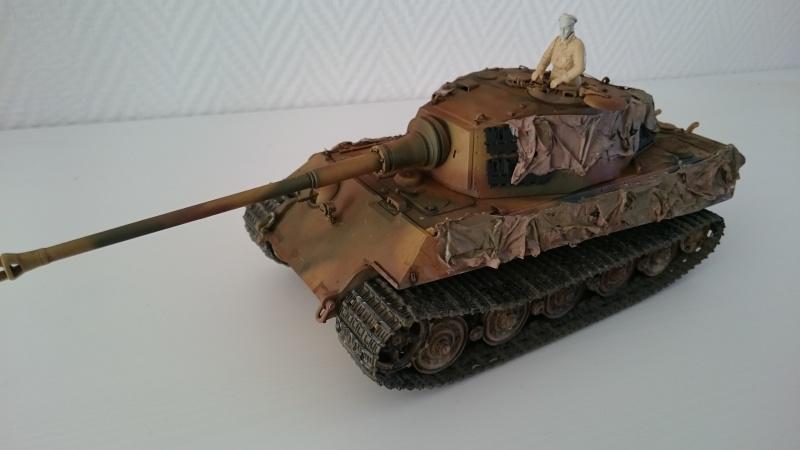 Tigre II Tamiya 1/35 Tigre_19