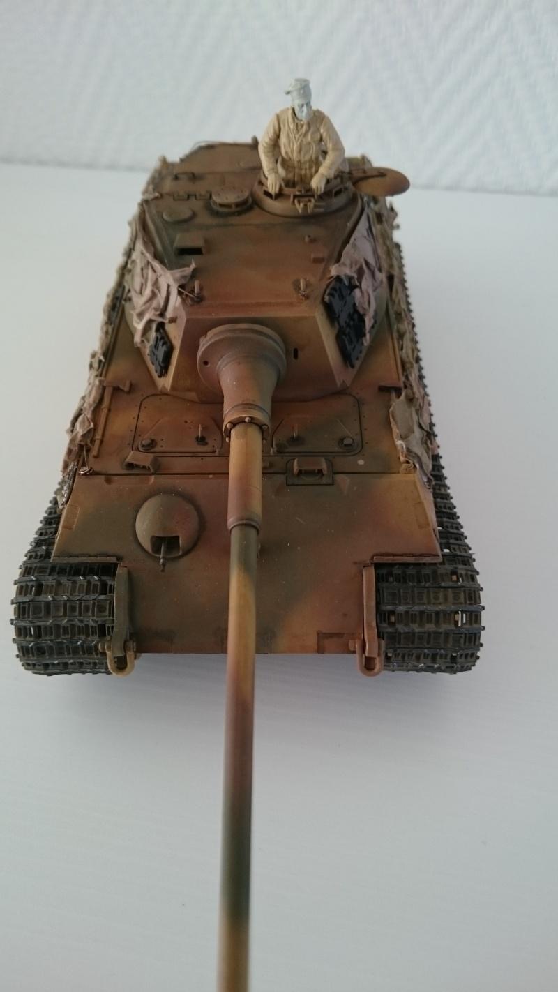 Tigre II Tamiya 1/35 Tigre_20