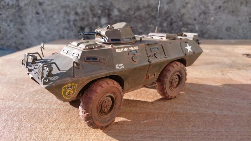 Vietnam 1968 - V 100 patrol car au 1/35 Hobby Boss V100_210
