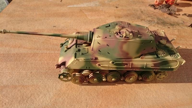 Tigre II Tamiya 1/35 V100_410