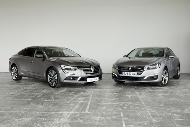 [COMPARATIF] Renault Talisman vs Peugeot 508 Talism10