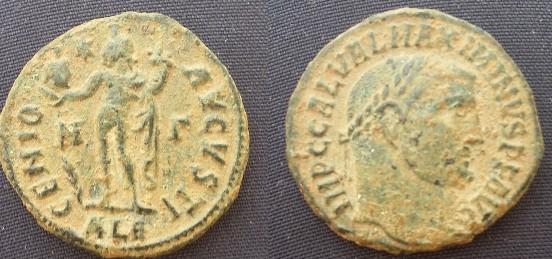 follis Maximin II Daïa Alexandrie Tmp_2210
