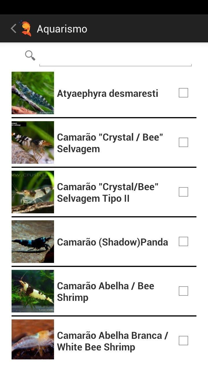 Aplicação android p/ aquaristas com ajuda do fórum PeixeFauna Screen12