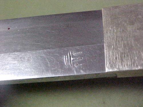 sabre, wakisashi, gunto, mes armes blanches du Japon moderne,  - Page 3 00613