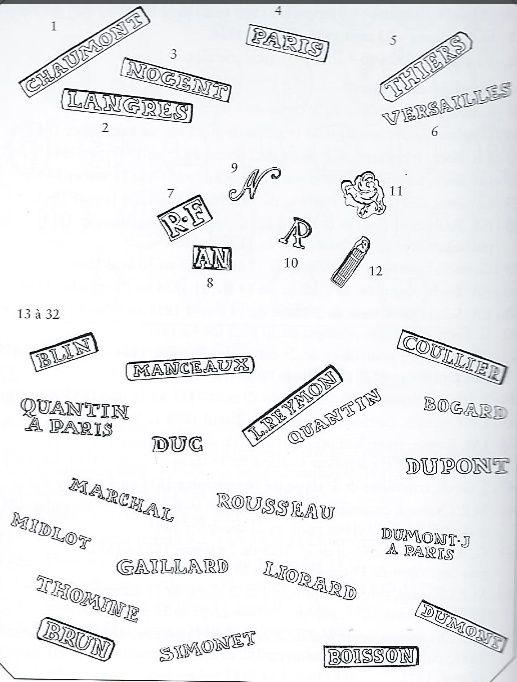 Identification d'un poinçon de sabre d'époque révolution Poinyo13