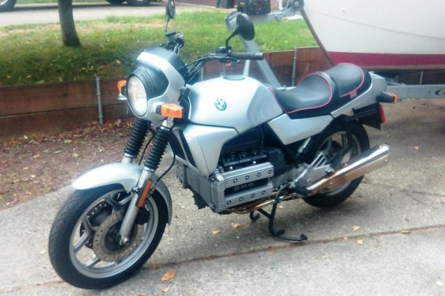 1985 K100 standard with 20,202 original miles! Imag0011