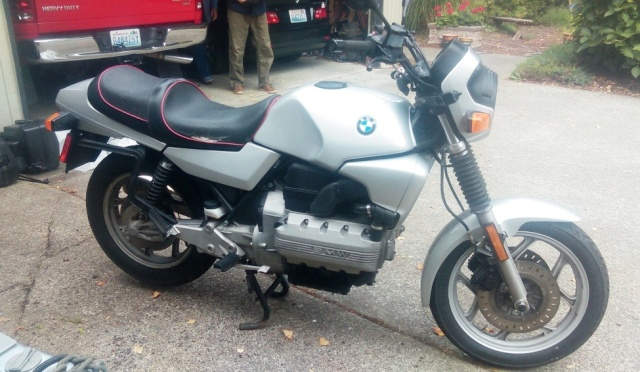 1985 K100 standard with 20,202 original miles! Imag0012