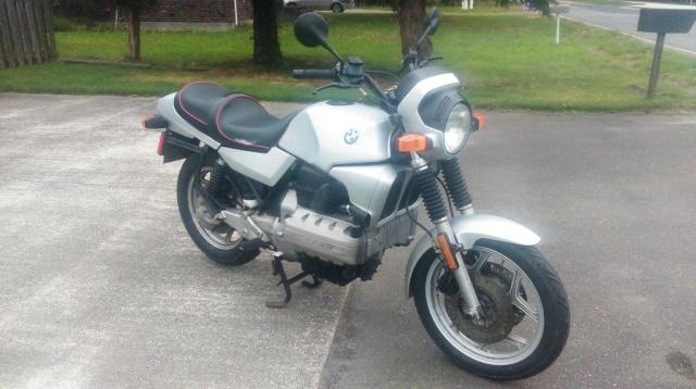 1985 K100 standard with 20,202 original miles! Imag0020