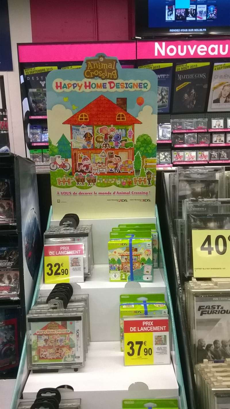 [Jeu vidéo] Animal Crossing Happy Home Designer - Page 2 Wp_20112