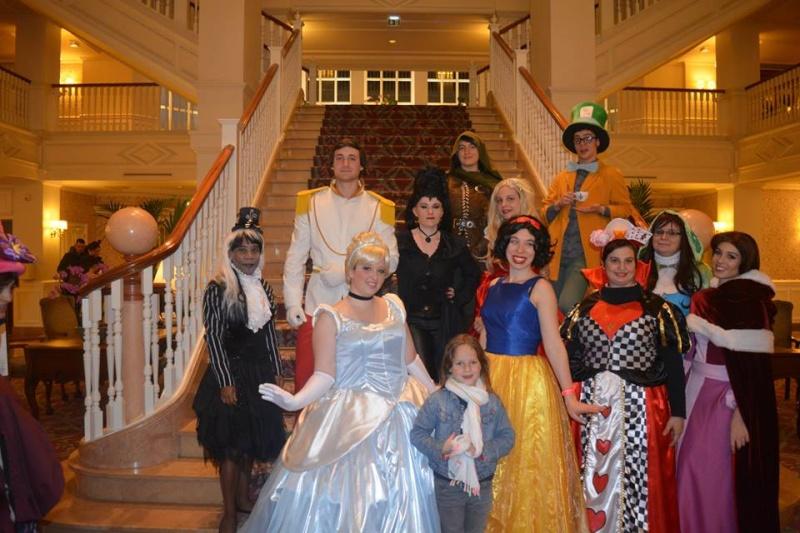 Halloween 2015 Once Upon A Time débarque à Disneyland ! 11219410