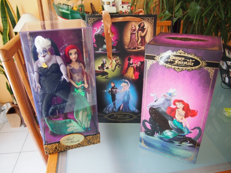 Disney Fairytale Designer Collection (depuis 2013) - Page 11 Pa241310