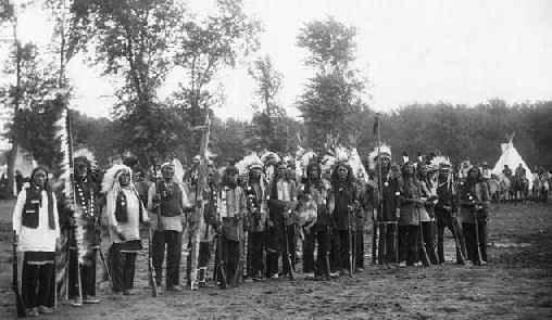 Les indiens d'Amérique du Nord Sioux_10