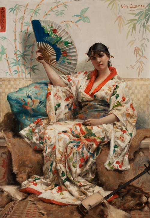 LES TRESORS DE LEON- FRANCOIS COMERRE  Woman-10