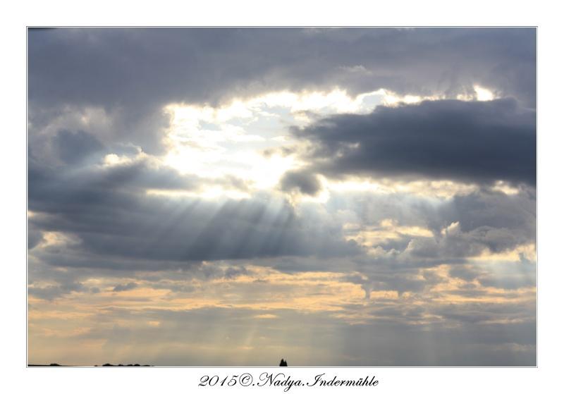 Les nuages Cadrer63