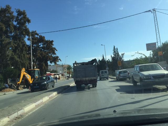 Ma première mission en Tunisie (octobre 2015) Camion10