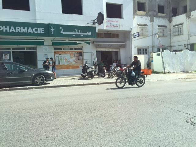 Ma première mission en Tunisie (octobre 2015) Hammam15