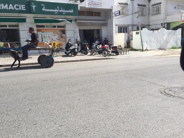 Ma première mission en Tunisie (octobre 2015) Hammam17