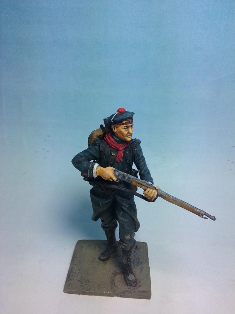 Fusilier Marin 1914 54mm 20151013