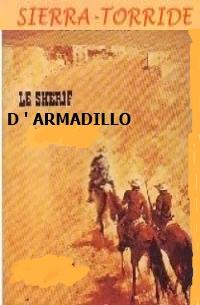 * LE SHERIFF D ' ARMADILLO * Le-she10
