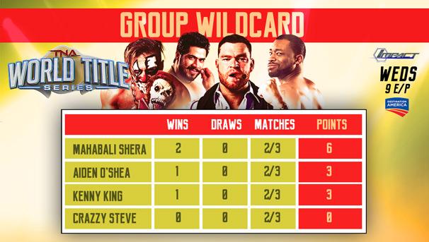 [Résultats] Impact Wrestling du 11/11/2015 11-11-16