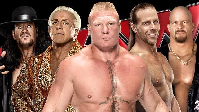 [Compétition] Défilé de légendes à Raw (Mis à jour) 20150914