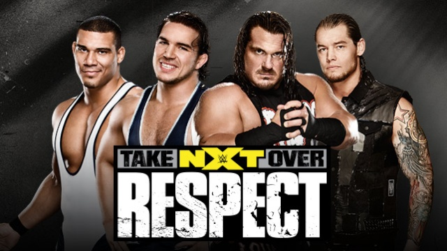 NXT Takeover : Respect du 07/10/2015 20150916
