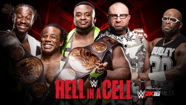 WWE Hell in a Cell du 25/10/2015 20151010