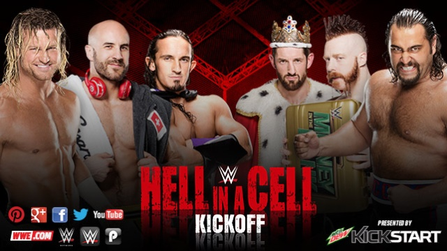 WWE Hell in a Cell du 25/10/2015 20151015