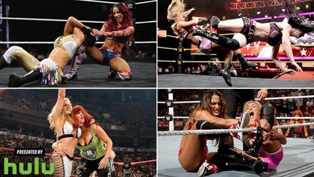 [Divers] Les 10 plus grands matchs de Divas selon WWE.com 20151016