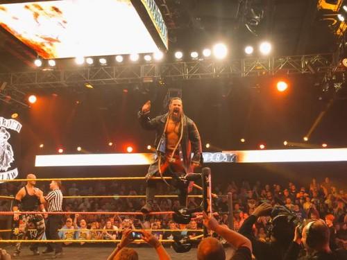 [Spoilers] Tapings NXT du 08/10/2015 Jamess11