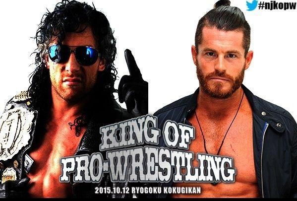 NJPW King of Pro-wrestling du 12/10/2015 Sands-10