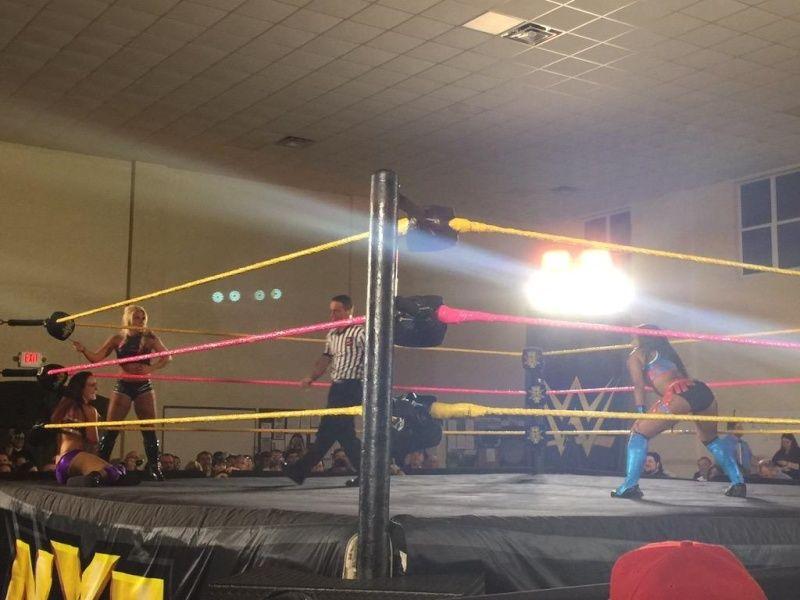 [Contrat] Deux lutteuses indy à la WWE ? (Mis à jour) Sans-t14