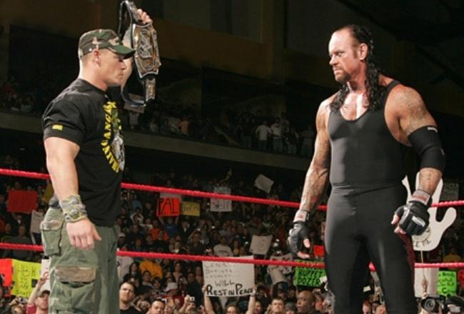 [Compétition] Dream match pour l'Undertaker à Wrestlemania ? Undert10