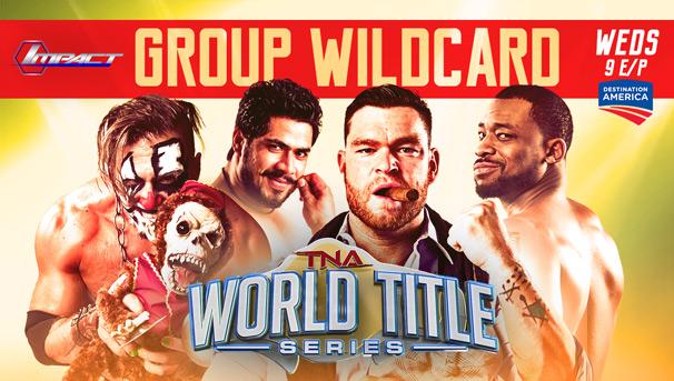 [Résultats] Impact Wrestling du 07/10/2015 Wildca10