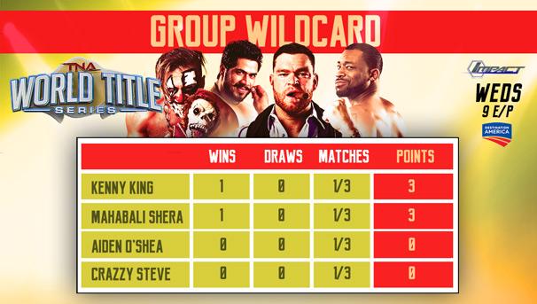 [Résultats] Impact Wrestling du 21/10/2015 Wildca11