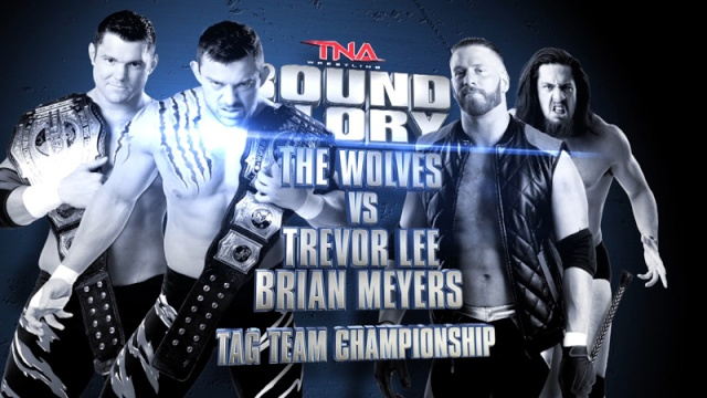 TNA Bound For Glory du 04/10/2015 Wolves10
